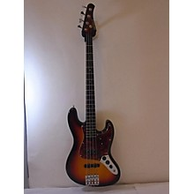 Used Modulus Jazz 2 Color Sunburst Electric Bass Guitar
