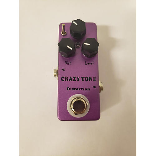 In Store Used Used Mosky Crazy Tone Effect Pedal