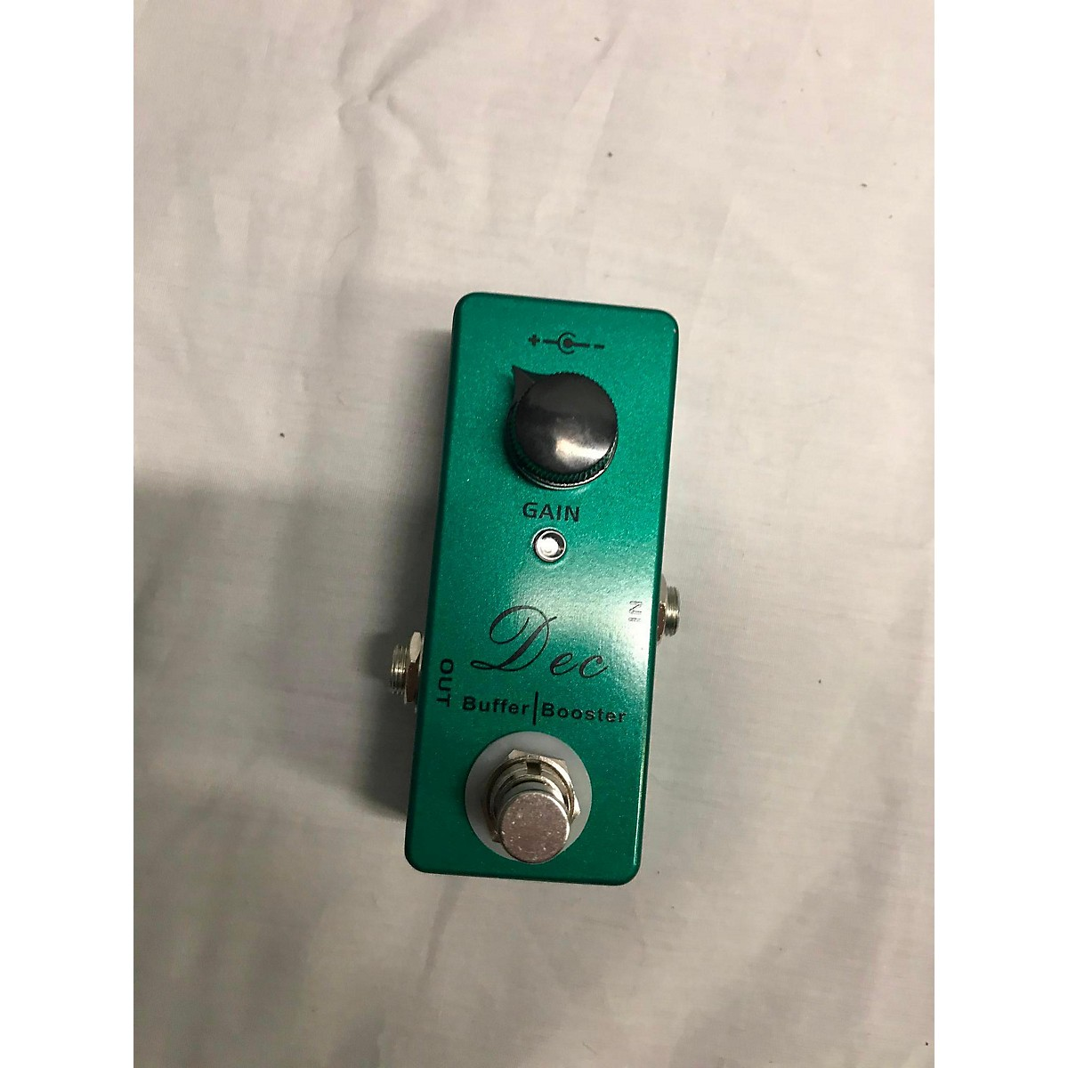In Store Used Used Mosky Dec Effect Pedal