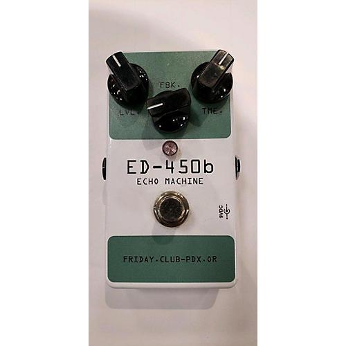 In Store Used Used Mr Black Friday Club ED 450B Echo Machine Effect Pedal