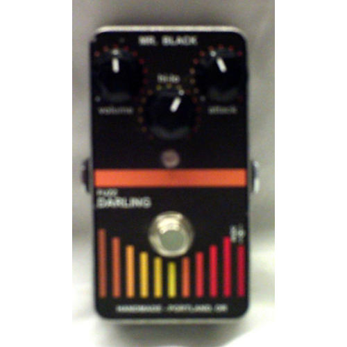 In Store Used Used Mr. Black Fuzz Darling Effect Pedal