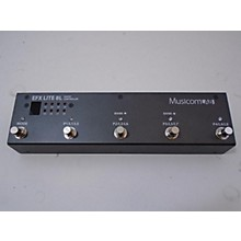Used MusicomLAB EFX LITE 8L Pedal