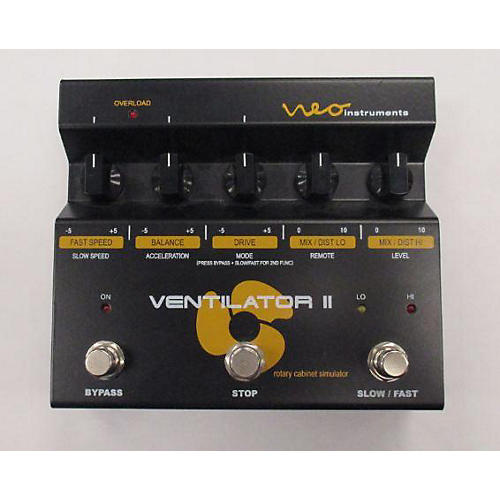 In Store Used Used NEO VENTILATOR II Effect Pedal