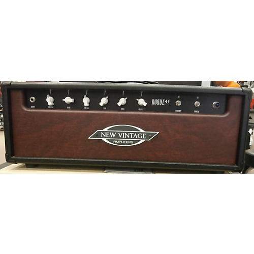 used new vintage amplifiers rogue 45 tube guitar amp head guitar center. Black Bedroom Furniture Sets. Home Design Ideas