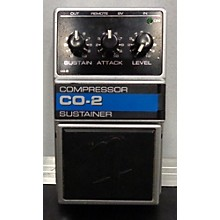 Used NOBELS CO-2 Effect Pedal