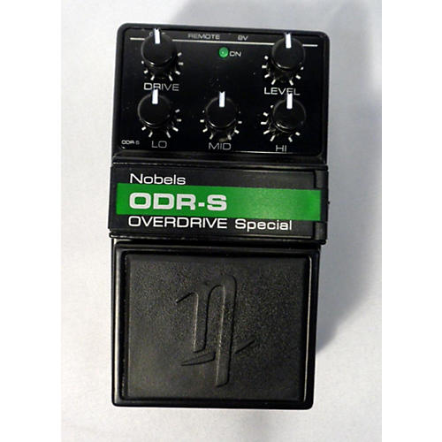 In Store Used Used NOBELS ODR-S OVERDRIVE SPECIAL Effect Pedal