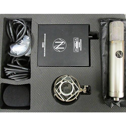 used nos audio nos12 tube mic tube microphone guitar center. Black Bedroom Furniture Sets. Home Design Ideas