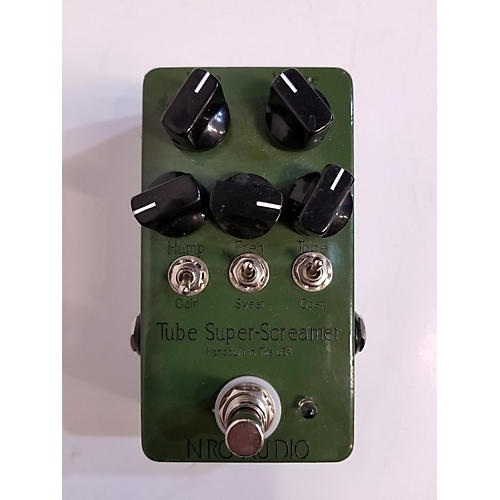 In Store Used Used NRC Audio Tube Super-Screamer Effect Pedal