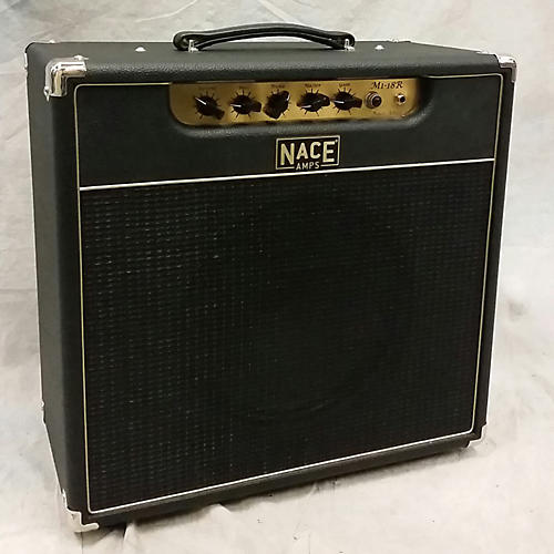 In Store Used Used Nace M1-18R 18W Tube Guitar Combo Amp