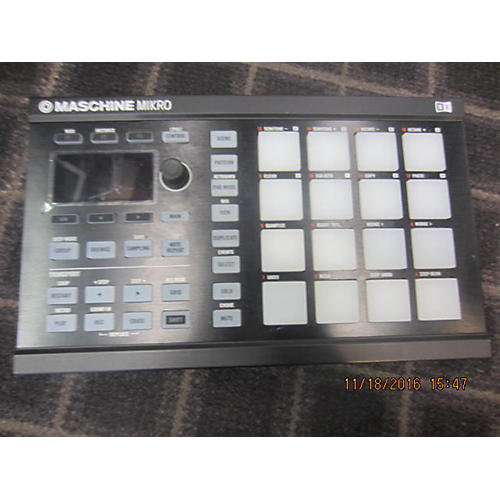 In Store Used Used Native Insturments Maschine Mikro Production Controller