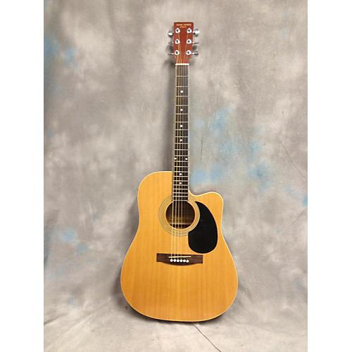 New York Pro Acoustic Guitar : used new york pro ny977c natural acoustic electric guitar guitar center ~ Vivirlamusica.com Haus und Dekorationen