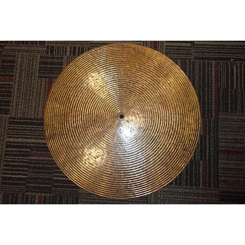 In Store Used Used Nicky Moon / Mike Mongiello 18in Flat Ride Cymbal