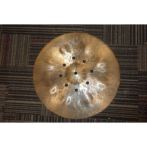 In Store Used Used Nicky Moon 15in Static Crash Cymbal
