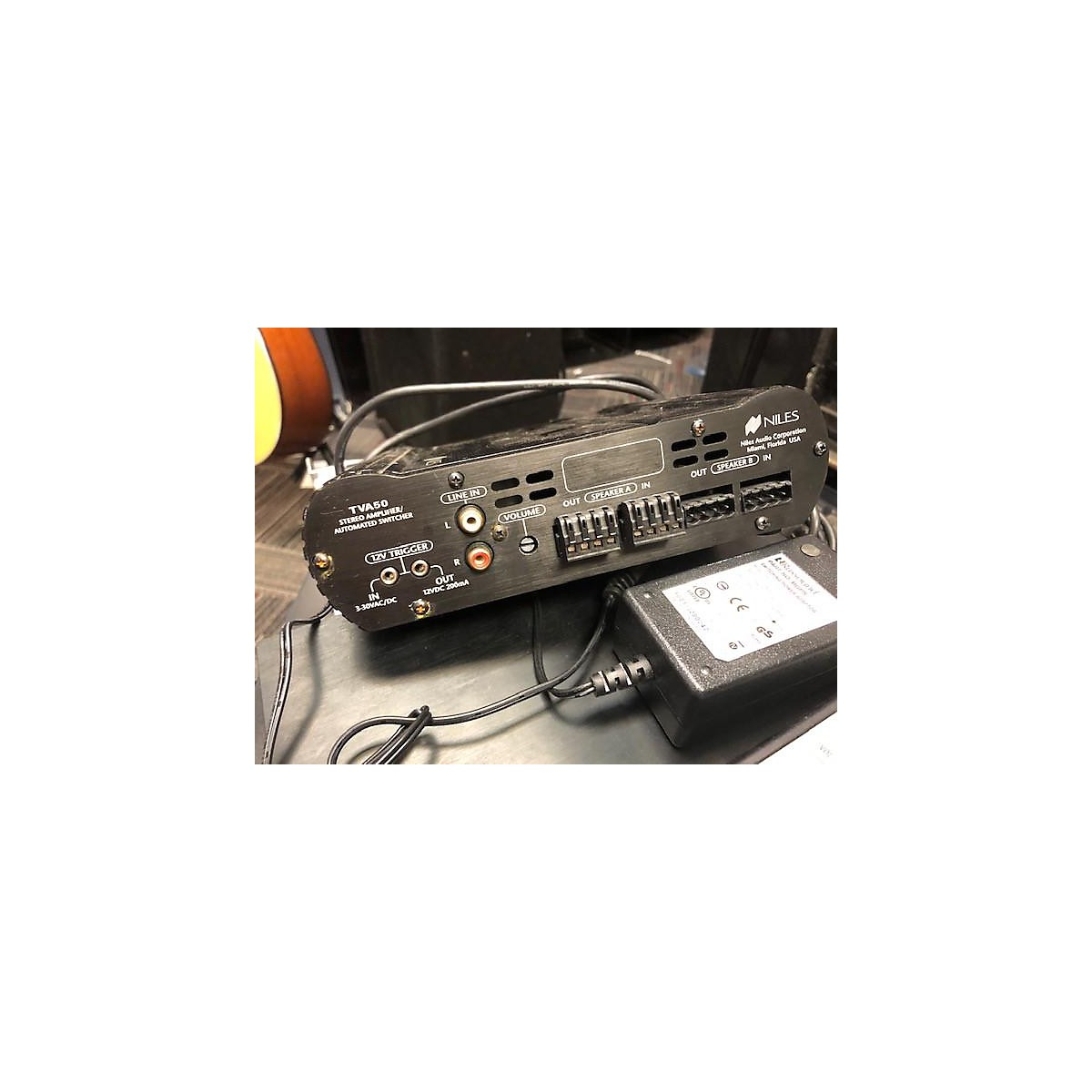 In Store Used Used Niles Tva50 Power Amp