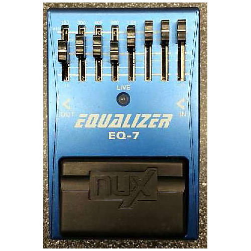 In Store Used Used Nux Equalizer Pedal