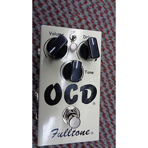 In Store Used Used OCD FULLTONE Effect Pedal