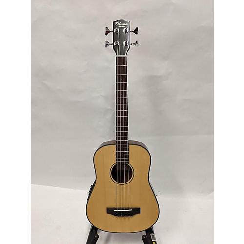 In Store Used Used OHANA 0BU-22 Natural Acoustic Bass Guitar