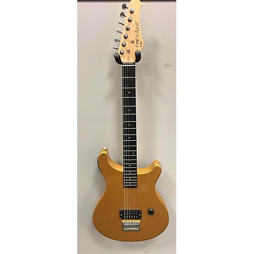 used optek fretlight 400 series gold solid body electric guitar guitar center. Black Bedroom Furniture Sets. Home Design Ideas