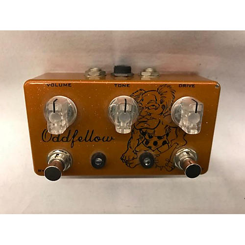 In Store Used Used Oddfellow Caveman V1 Effect Pedal