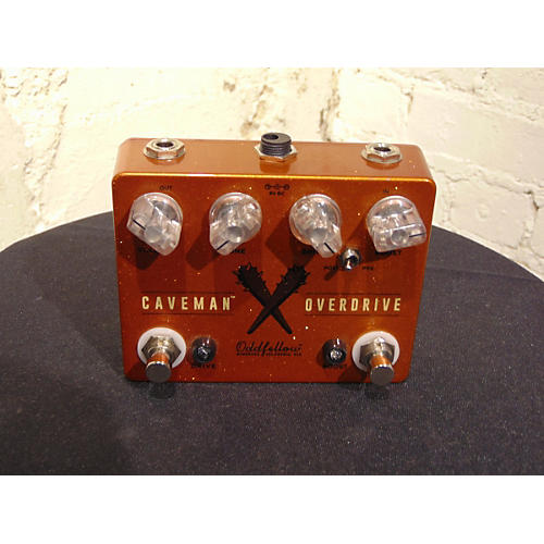 In Store Used Used Oddfellows Caveman Effect Pedal