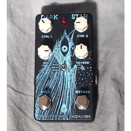 In Store Used Used Old Blood Noise Dark Star Effect Pedal