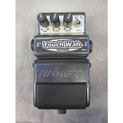 In Store Used Used Onerr 2014 Touch Wah Vintage Effect Pedal