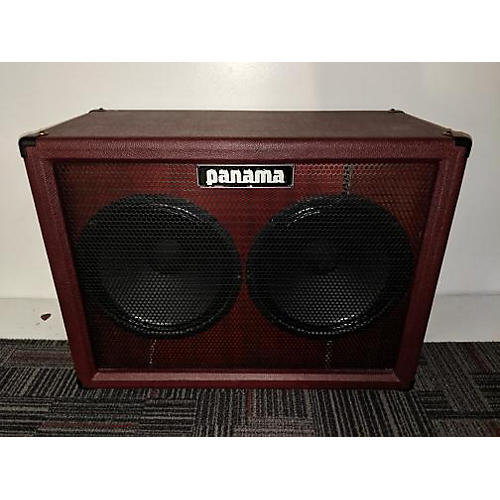In Store Used Used PANAMA 2X12 CAB Guitar Cabinet