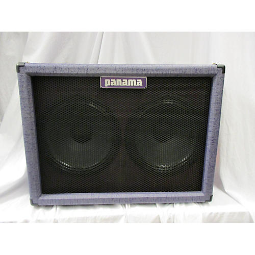 In Store Used Used PANAMA PURPLE HEART 212 Guitar Cabinet