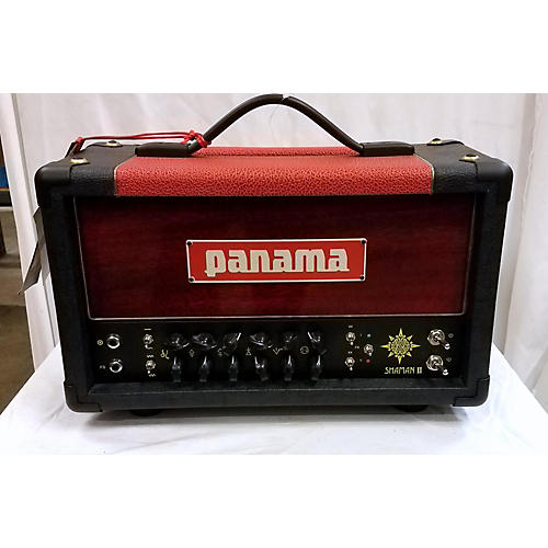 In Store Used Used PANAMA SHAMAN II Tube Guitar Amp Head