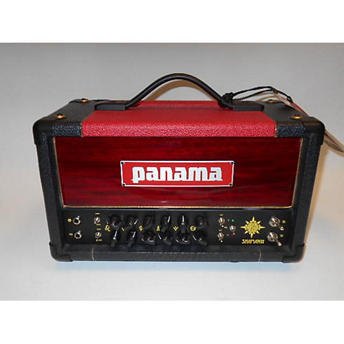 In Store Used Used PANAMA SHAMAN II Tube Guitar Amp Head