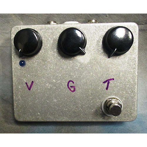 In Store Used Used PEDAL MONSTERS KLON KLONE SILVER Effect Pedal