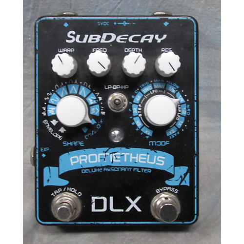 In Store Used Used PROMETHEUS SUBDECAY Effect Pedal