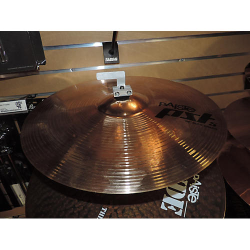 In Store Used Used Paist 18in PST ROCK CRASH Cymbal