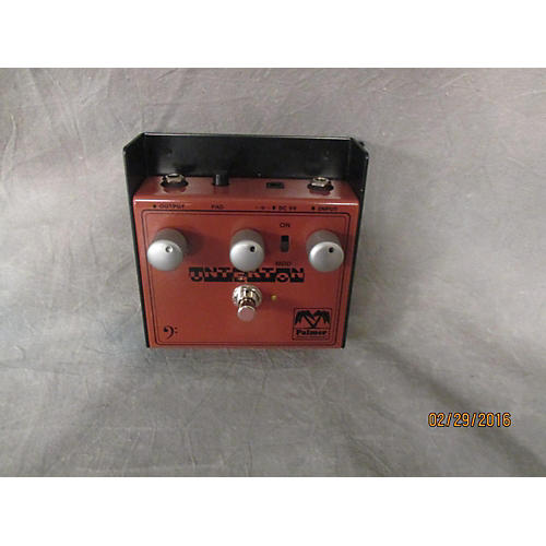 In Store Used Used Palmer Unterton Effect Pedal