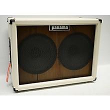 Used Panama Boca 2x12 16 Ohm Guitar Cabinet