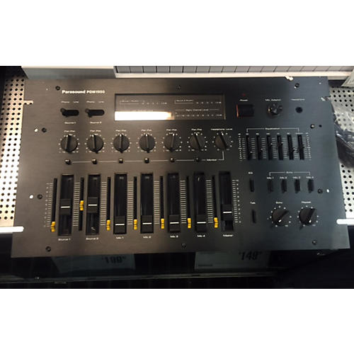 In Store Used Used Parasound PDM1950 Unpowered Mixer