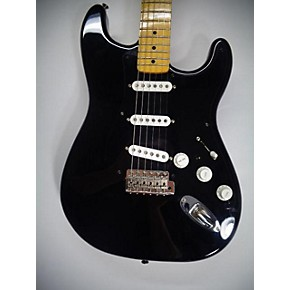 used parts guitar s gilmore style black solid body electric guitar black guitar center. Black Bedroom Furniture Sets. Home Design Ideas