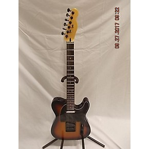 used parts t style 3 tone sunburst solid body electric guitar guitar center. Black Bedroom Furniture Sets. Home Design Ideas