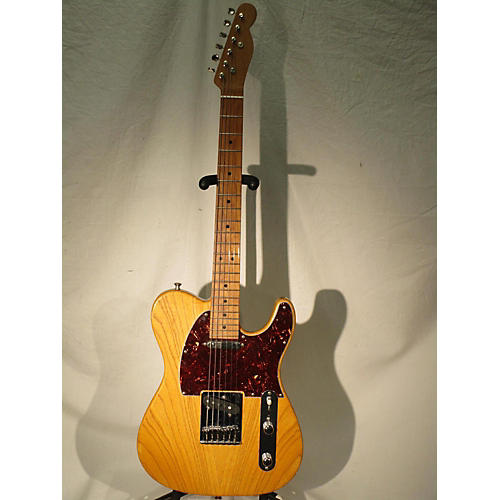 used partscaster telecaster natural solid body electric guitar guitar center. Black Bedroom Furniture Sets. Home Design Ideas