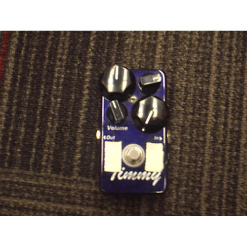 In Store Used Used Paul Cochren Timmy Effect Pedal