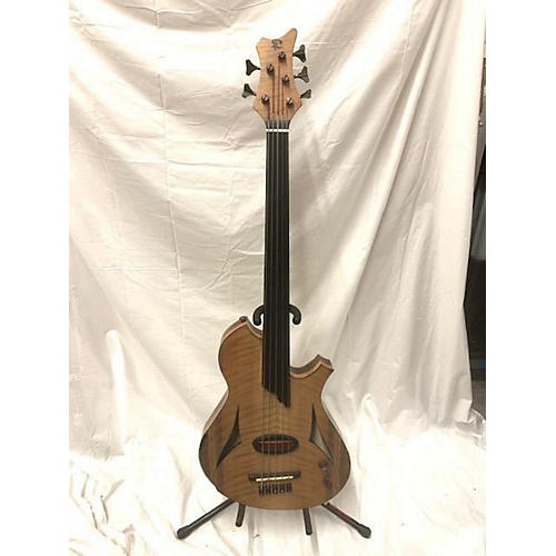 In Store Used Used Paul Lairat Gabriella Natural Electric Bass Guitar