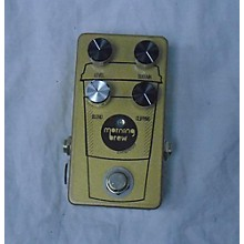 Used Pb&j Morning Brew Effect Pedal