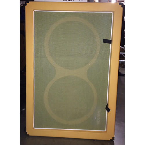 In Store Used Used Peach 2x12 Guitar Cabinet