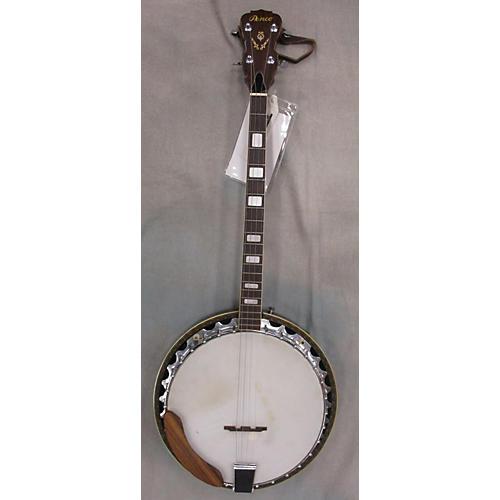In Store Used Used Penco 4 String Natural Banjo
