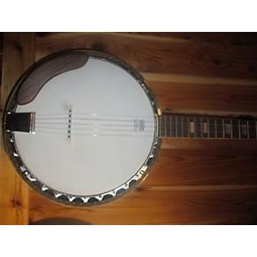 used penco banjo natural banjo guitar center. Black Bedroom Furniture Sets. Home Design Ideas