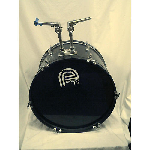 In Store Used Used Percussion Plus 5 piece Drum Kit Black Drum Kit
