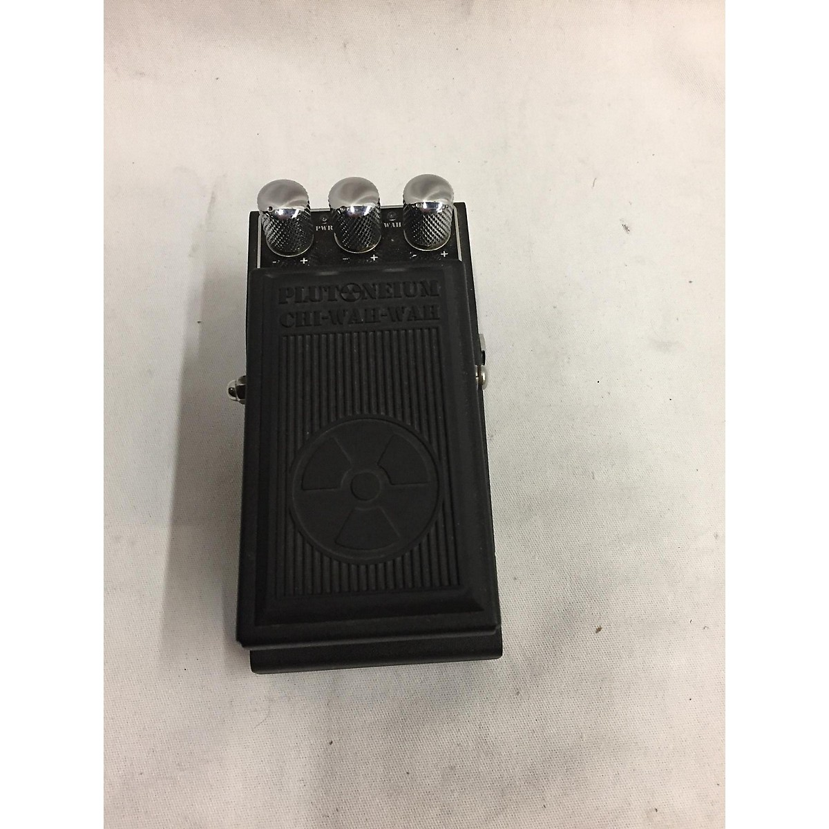 In Store Used Used Plutoneium Chi Wha Wah Effect Pedal