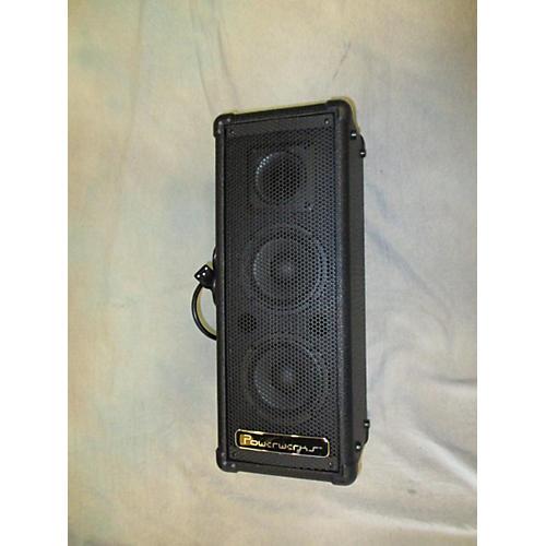 In Store Used Used Powerwerks PW50 Natural Powered Speaker