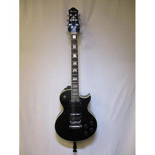 In Store Used Used Prestige Heritage Standard Black Solid Body Electric Guitar
