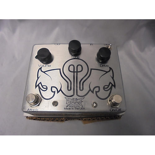 In Store Used Used Protone Misha Bulb Mansoor Effect Pedal